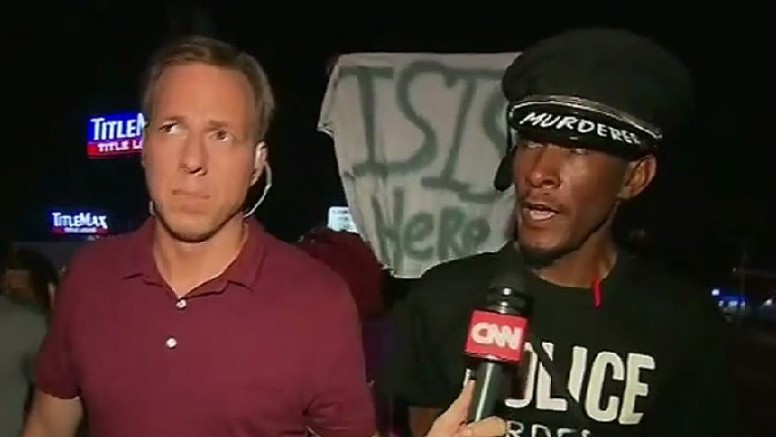 Jake Tapper Ferguson