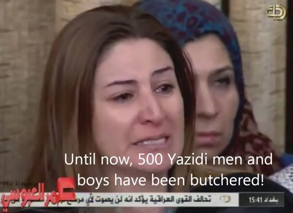 yazidi-iraq