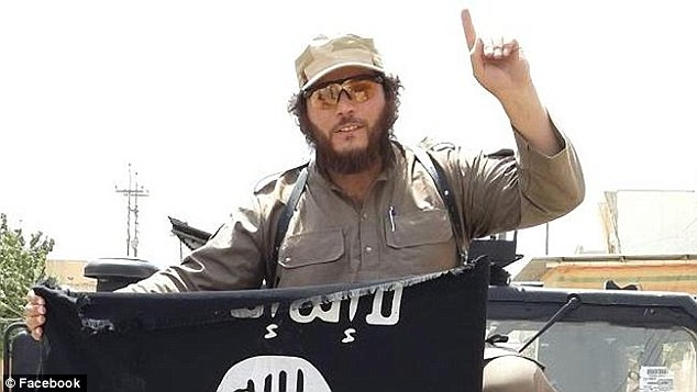 Khaled Sharrouf served time in Supermax over a terrorist plot before fleeing to fight with IS militants in Syria