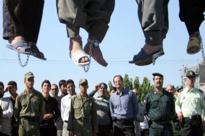 Soheil Arabi sentenced to death
