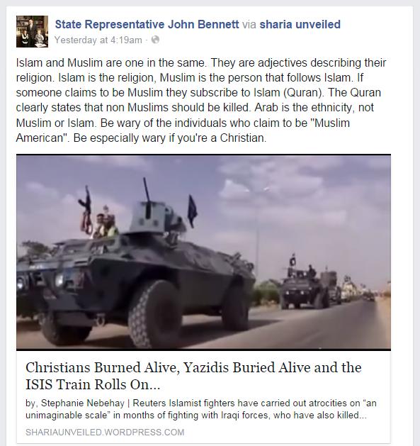 John-Bennett-on-Muslims