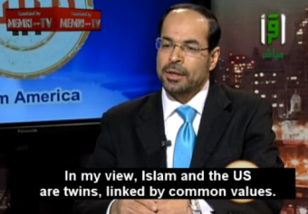 Nihad Awad, executive Director of CAIR National