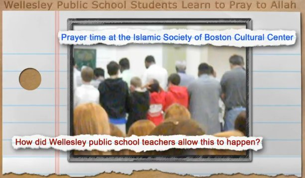 Will this be part of the Islam course in La Plata High School?
