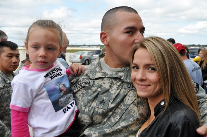 157th Brigade returns from Kosovo deployment