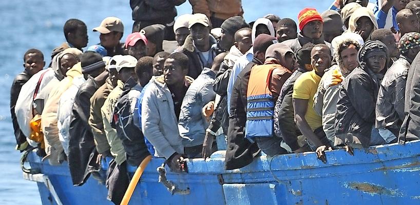 EU-Innenminister reden über Flüchtlingswelle