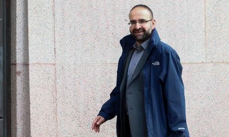 Mehmet Kaplan, Muslim MP