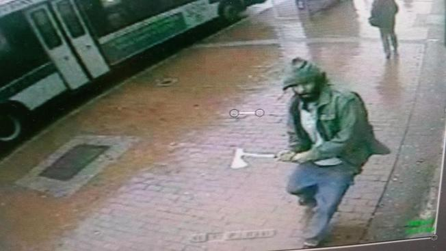 MUSLIM HATCHET MAN