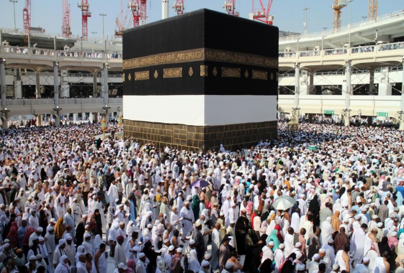 THE HAJJ - a virtual stampeded of potential Ebola carriers