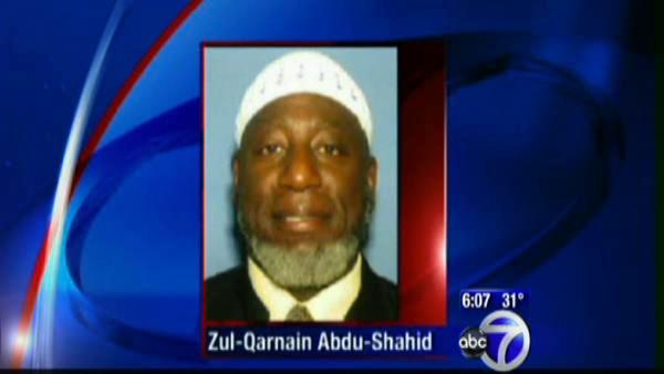 Imam Zul-Qarnain Abu Shahid, 58, a Muslim cleric with the city Department of Corrections, was busted Wednesday for trying to sneak three razors and a pair of scissors into the Tombs prison in Manhattan