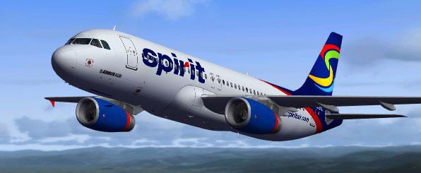 spirit-airlines-airbus-A320