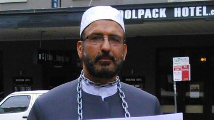 Man Haron Monis aka Sheik Haron aka Manteghi Bourjerdi (real name), 49