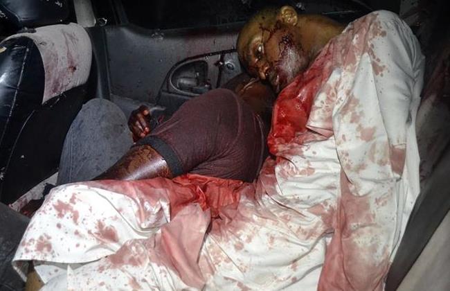 Dead Muslim terrorist