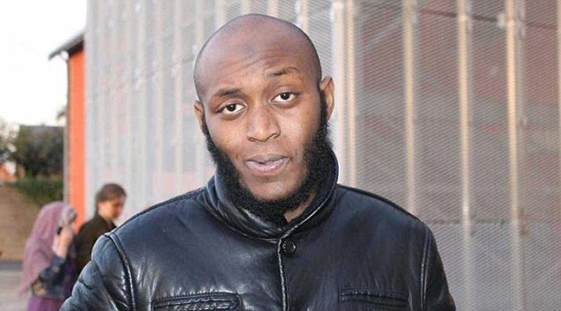 The attack comes days after Bertrand Nzohabonayo was shot dead after entering a French police station with a knife and injuring two officers