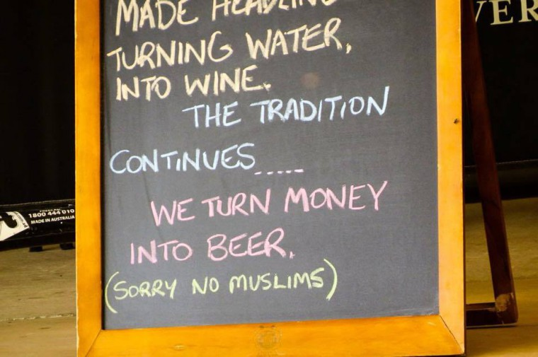 Eagles-Nest-Bar-and-Grill-No-Muslims