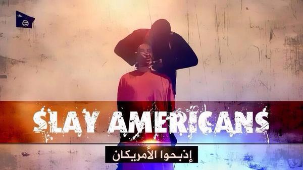 ISIS de amenaza al-EE.UU. ...