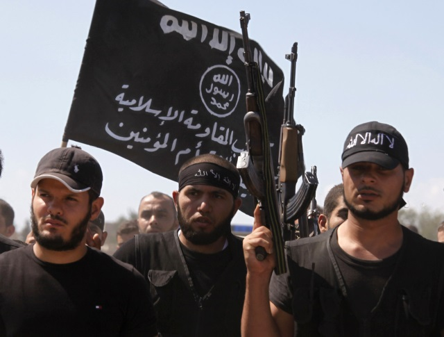 Yihadistas europeos ISIS