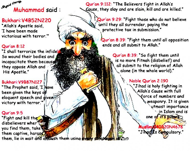 islamic-nature-muhammad-says