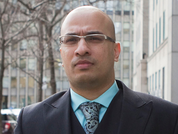 Muslim extremist Khurrum Awan