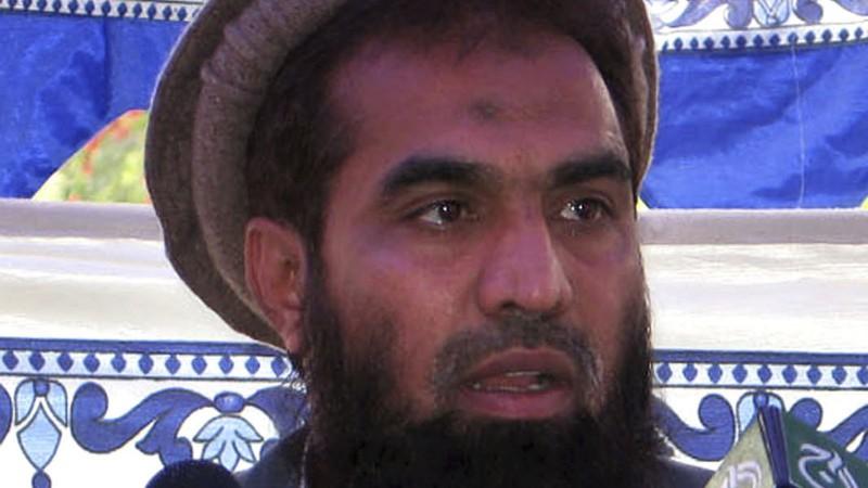 Pakistani terrorist Zaki–ur –Rehman Lakhvi