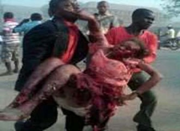 How Muslims celebrate Christmas in Nigeria - killing Christians