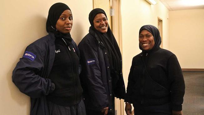 Muslims in philadelphia