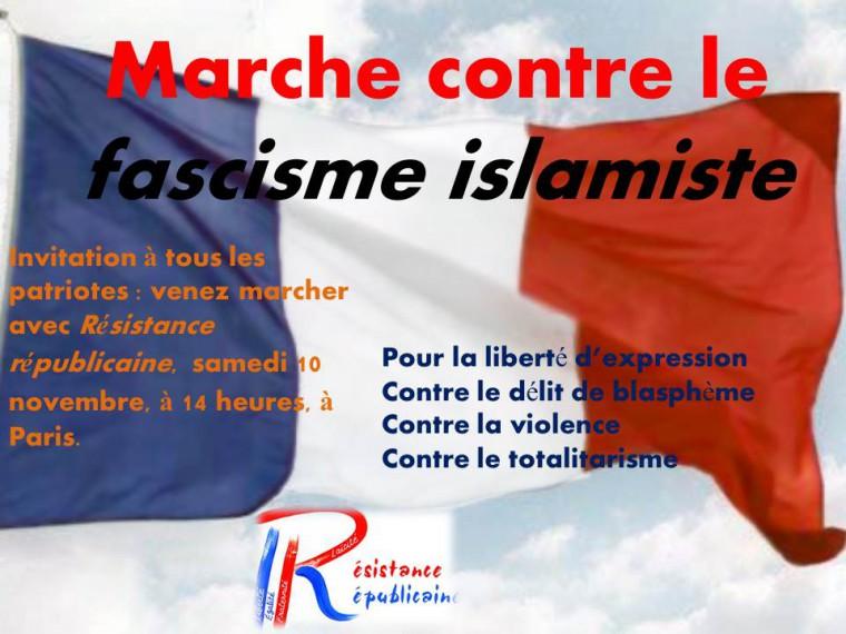 March against Islam