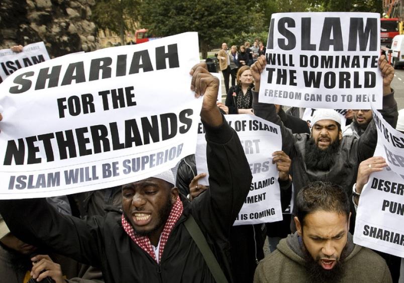 Image result for radical mosque netherlands