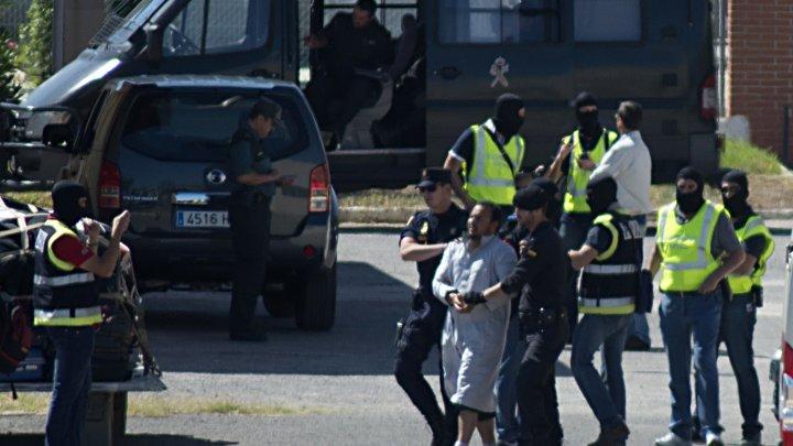 Spain jihadists