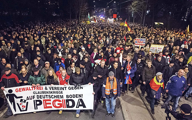 Germany Far Right