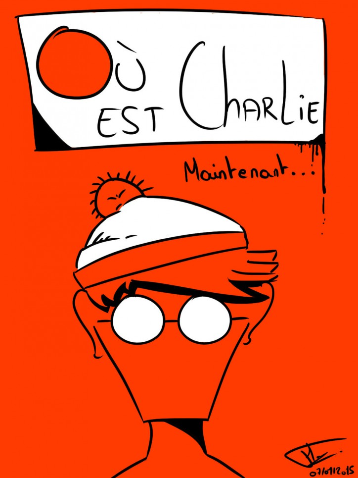 """TRANSLATION: """"Where is Charie, now?"""""""