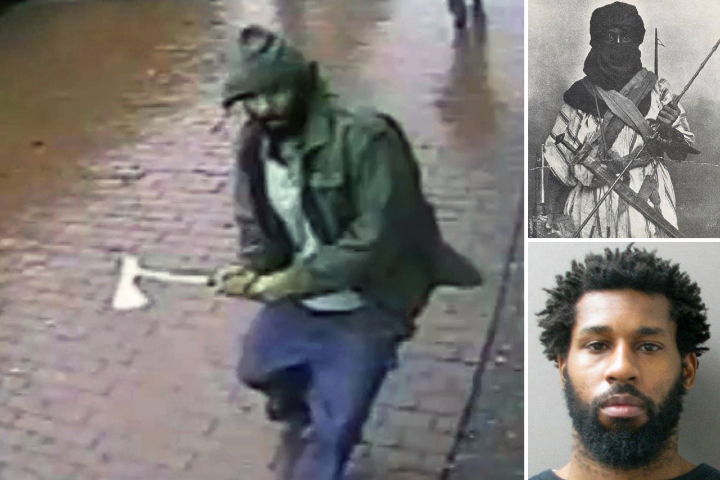 NYPD Muslim axe-attacker