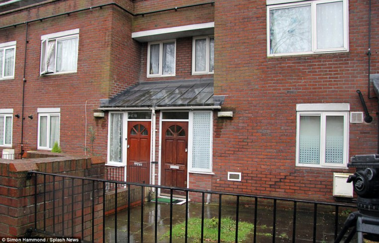 JIHADI JOHN'S family Council House
