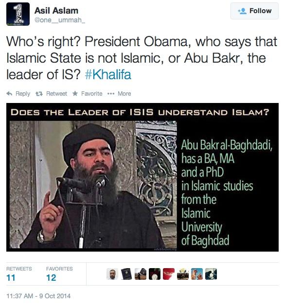 Baghdadi_Muslim_Expert