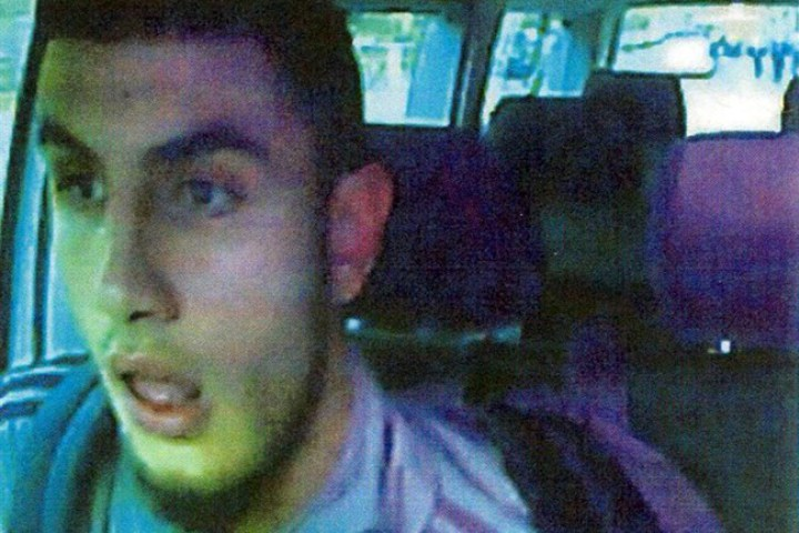 Omar the Muslim terrorist