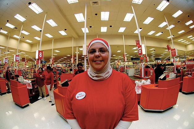 hijab-Target