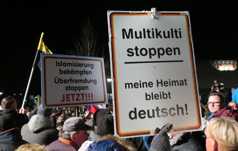 """Stop Multiculturalism"""