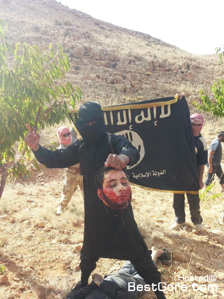 ISIS has already beheaded some Lebanese soldiers