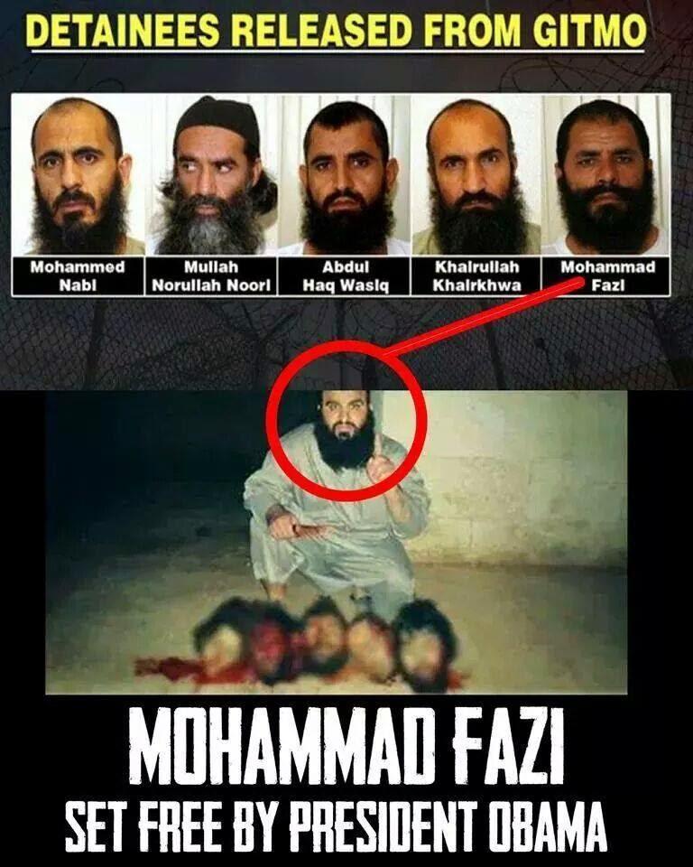 Muslim set free by a usurper