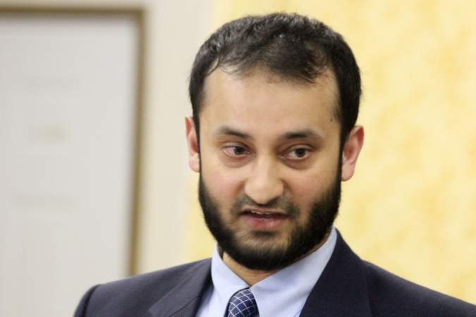 Arsalan Bukhari the Executive Director of CAIR-WA