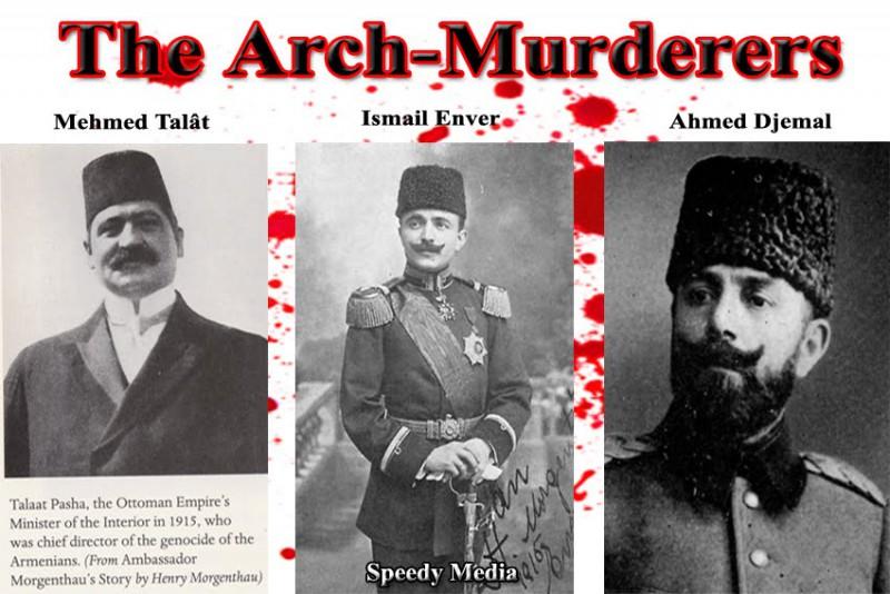 Murderer-Turks