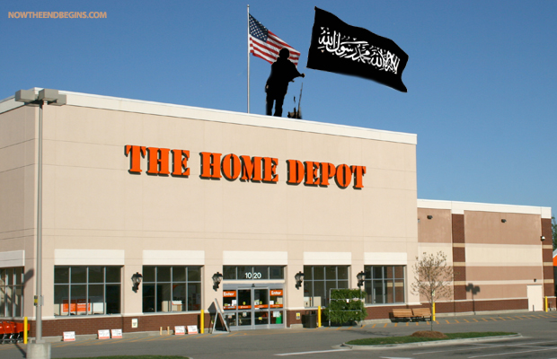 Sharia-compliant HOME DEPOT allows designated terrorist group CAIR to give Muslim sensitivity training to non-Muslim employees