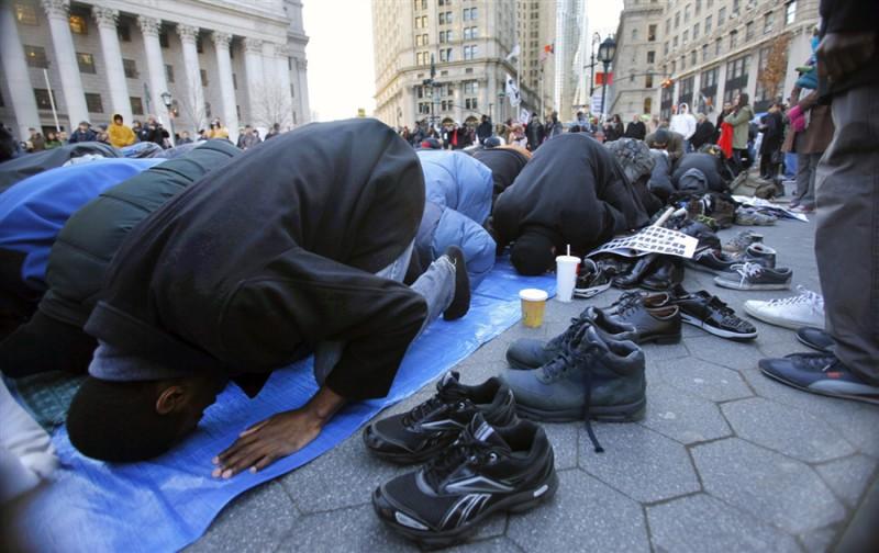 USA: DOWNTOWN MANHATTAN
