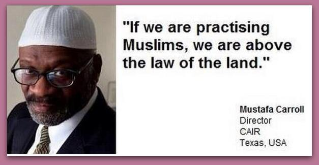 This is the executive director of CAIR in Texas