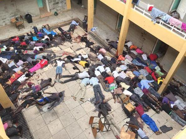 Islamic al-Shabaab-slaughtered Christian students