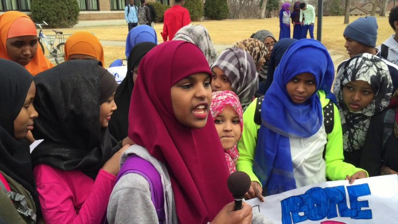 Muslims in Minneapolis being offended at school