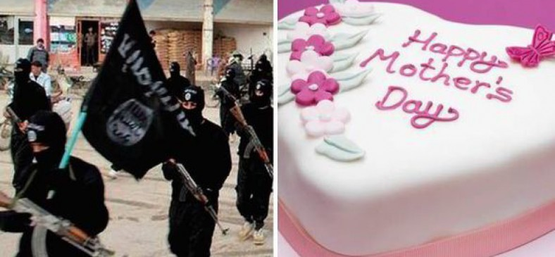 "ISIS considers Mothers Day to be ""heresy"" and banned any celebration of it including cakes"