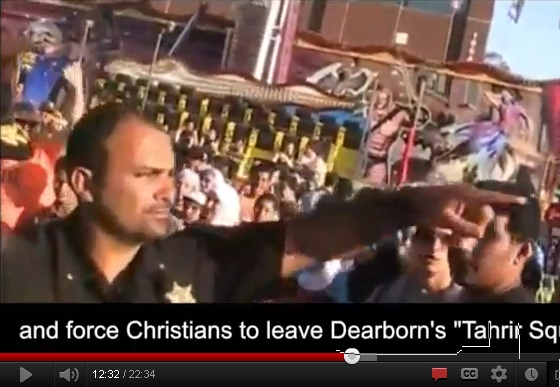 Christians attacked at Arab American festival in Dearborn