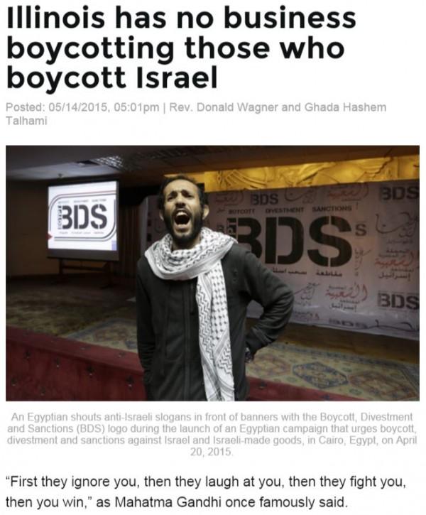 Fake-Gandhi-Quote-Chicago-Sun-Times-Op-Ed-Illinois-boycott-legislation-e1431694253613