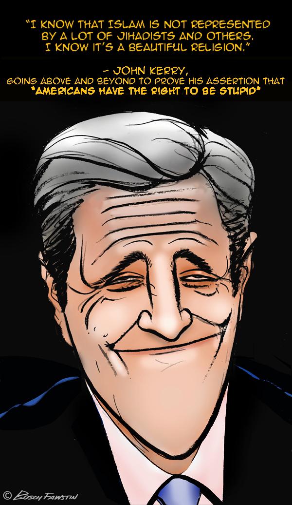 Islamophile John Kerry-1