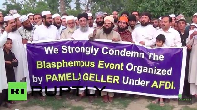 Muslims condemn Pamela Geller, NOT the shooters